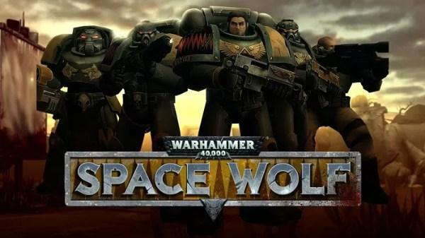 Warhammer 40000 Space Wolf Mac OS X FULL VERSION