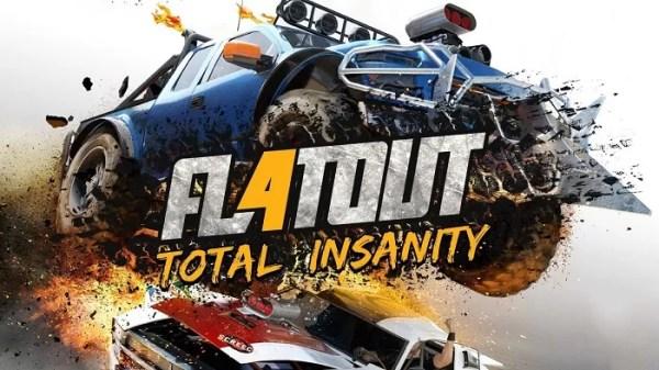 FlatOut 4 Total Insanity Mac OS X Version NEW FREE