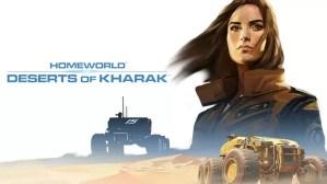 Homeworld Deserts of Kharak Mac OS X