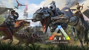 Ark Survival Evolved Mac OS X