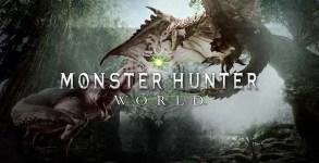 Monster Hunter World Mac OS X