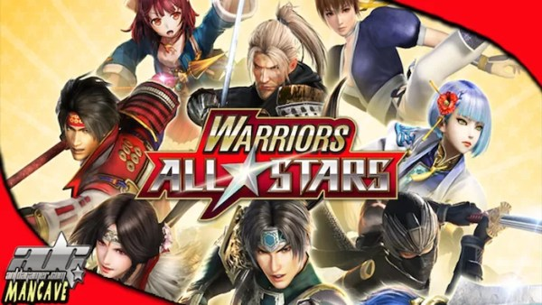 Warriors All Stars Mac OS X Hack'n Slash Game