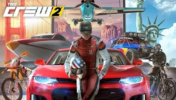 The Crew 2 Mac OS X RACING Game NEW
