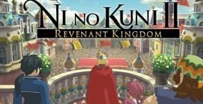Ni no Kuni 2 Revenant Kingdom Mac OS X
