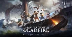 Pillars of Eternity 2 Deadfire Mac OS X