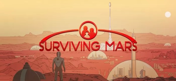 New Simulator Game Surviving Mars Mac OS X