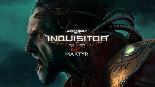Warhammer 40k Inquisitor-Martyr Mac OS X RPG for Macbook iMac