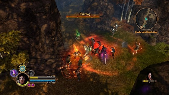 Dungeon Siege 3 Mac OS X