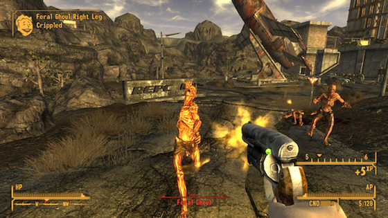 Fallout New Vegas Mac OS X