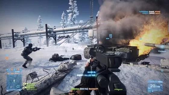 Battlefield 4 Mac OS X