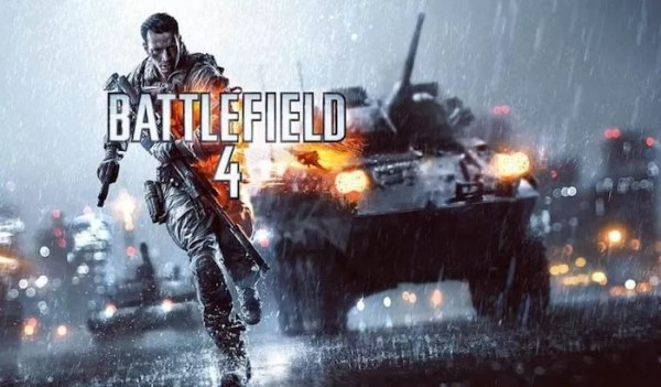 Battlefield 4 Mac OS X FREE Shooter for Mac