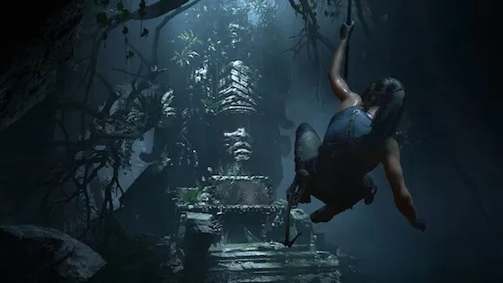 Shadow of the Tomb Rider OS X