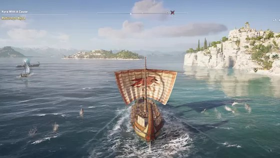 Assassins Creed Odyssey Mac OS X