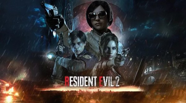Resident Evil 2 Mac OS X Game – Download for Macbook iMac