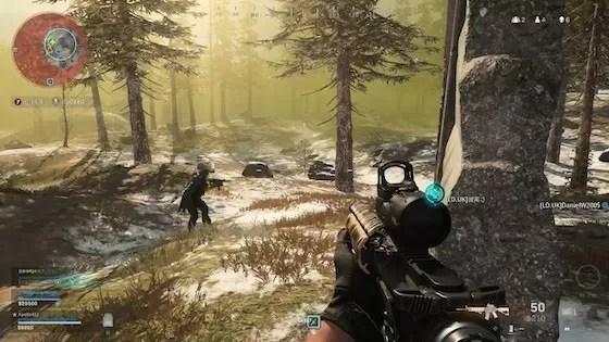 Call of Duty Warzone Mac OS X