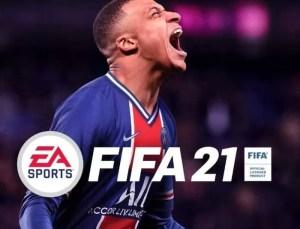 FIFA 21 Mac OS X