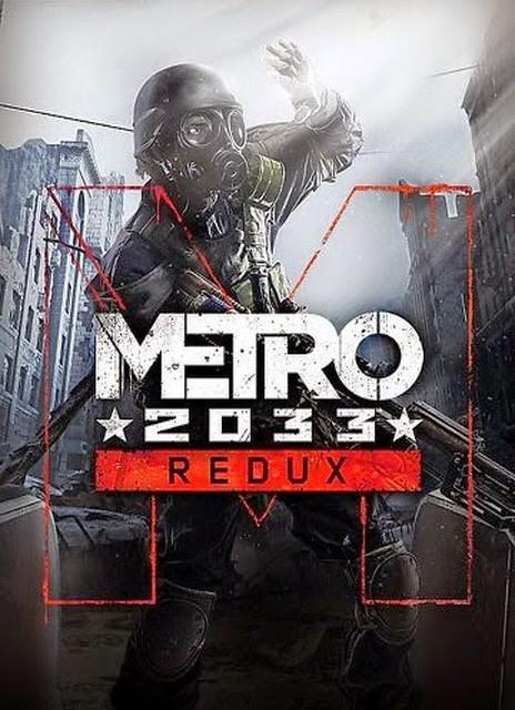 Metro 2033 Redux Trainer : metro, redux, trainer, Metro, Redux, Download, Peatix