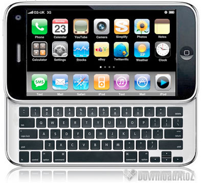 iPhone 5 Slide Out Keyboard