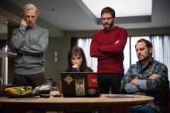The Fifth Estate Movie Still 2 - Benedict Cumberbatch & Daniel Brühl