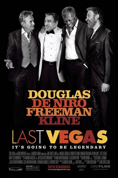 Last Vegas Movie Poster from director Jon Turteltaub