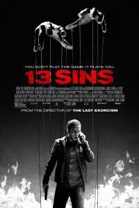 13 Sins Movie Poster