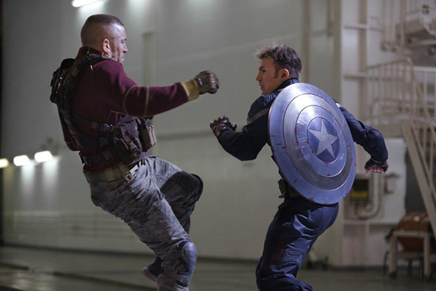 Captain America: The Winter Soldier Movie Still 1