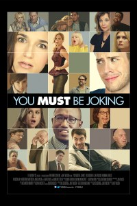 You Must Be Joking Movie Poster