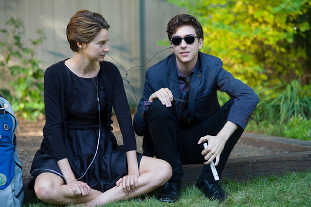 The Fault in Our Stars Movie Still 2