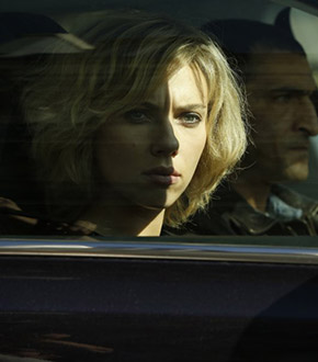 Lucy Movie Featured Image