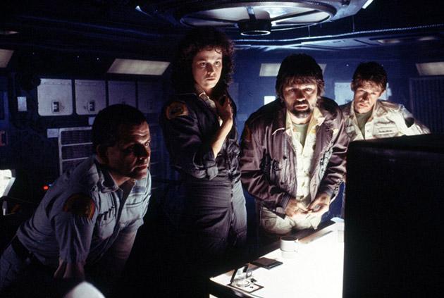 Alien Movie Still 1