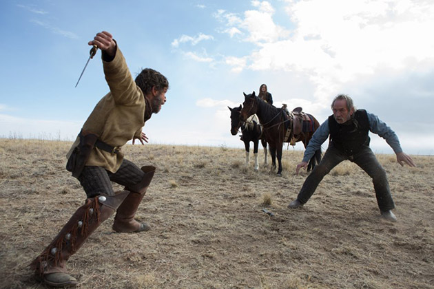 Homesman Movie Still 1