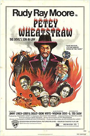 Petey Wheatstraw Movie Poster