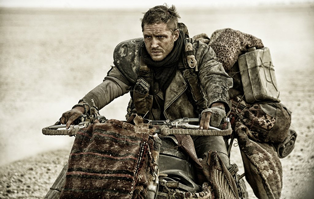 Mad Max: Fury Road Movie Header Image