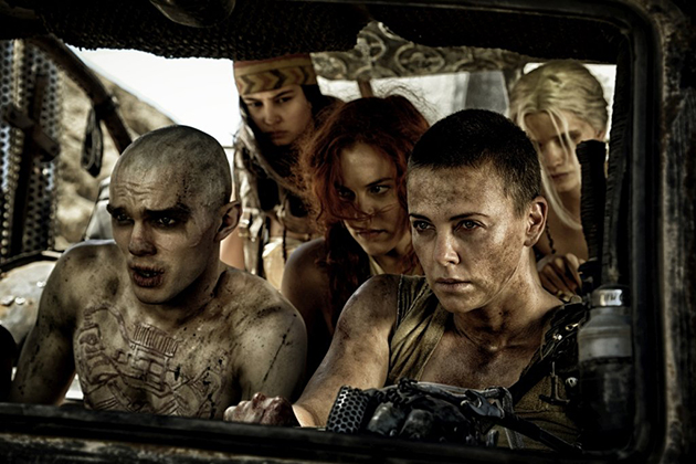 Mad Max: Fury Road Movie Still 1