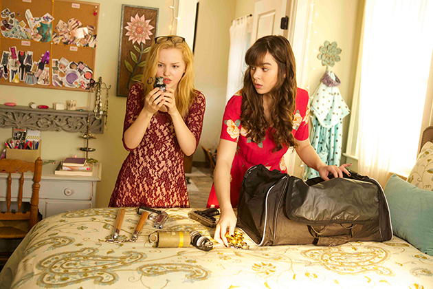 Barely Lethal Movie Still 1