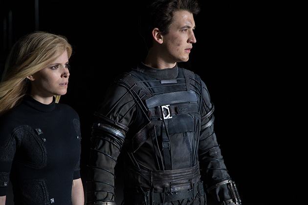 Fantastic Four Movie Still 1