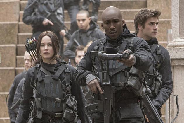 Hunger Games: Mockingjay - Part 2 Movie Still 2