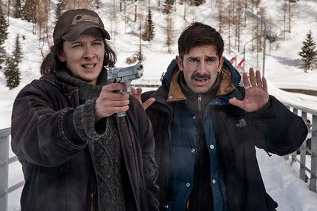 Ice Forest Movie Still 1