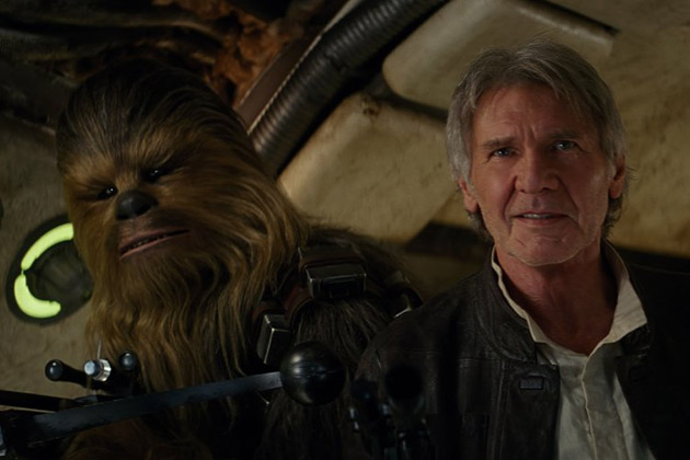 Star Wars Force Awakens Movie Still 1