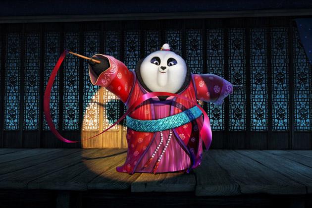 Kung Fu Panda 3 Movie Still 2