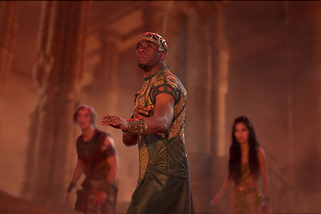 Gods of Egypt Movie Still 2