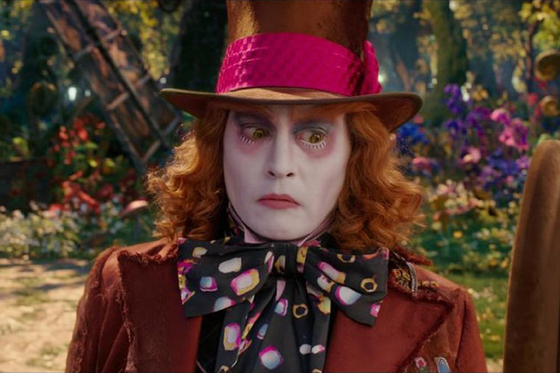 Alice Through the Looking Glass Movie Still 1