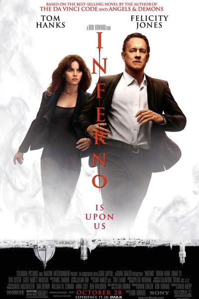 Inferno Movie Poster