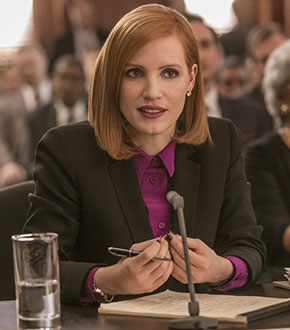 Miss Sloane Movie Featured Image