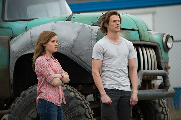 Monster Trucks Movie Still 1