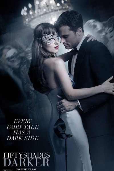 Fifty Shades Darker Movie Poster Image
