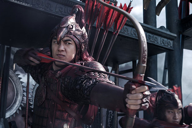 The Great Wall Movie Still 1