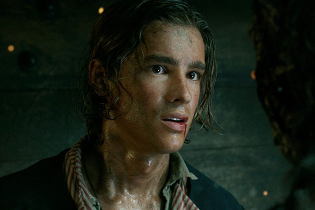 Pirates of the Caribbean: Dead Men Tell No Tales Movie Still 1