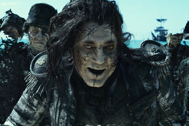 Pirates of the Caribbean: Dead Men Tell No Tales Movie Still 2