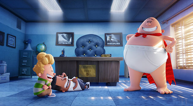 Captain Underpants: The First Epic Movie Still 1